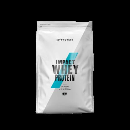Whey Protein Impact - Impact Whey Protein - MyProtein