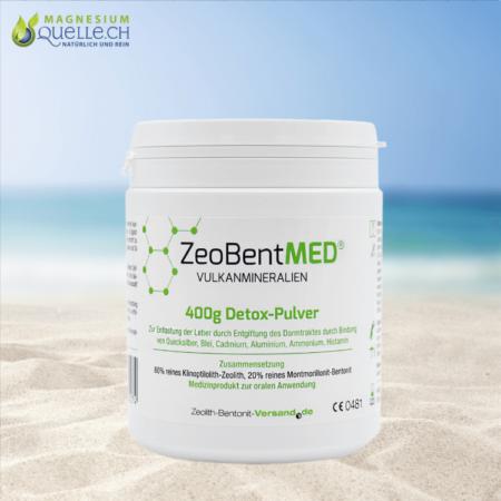 ZeoBent MED Detox Pulver 400 g