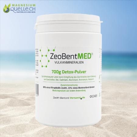 ZeoBent MED Detox Pulver 700 g