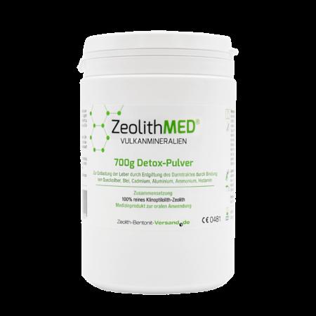 Zeolith MED Detox Pulver 700 g kaufen